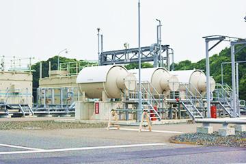 水素製造出荷センターの運営 (JXTGエネルギーからの業務受託)
