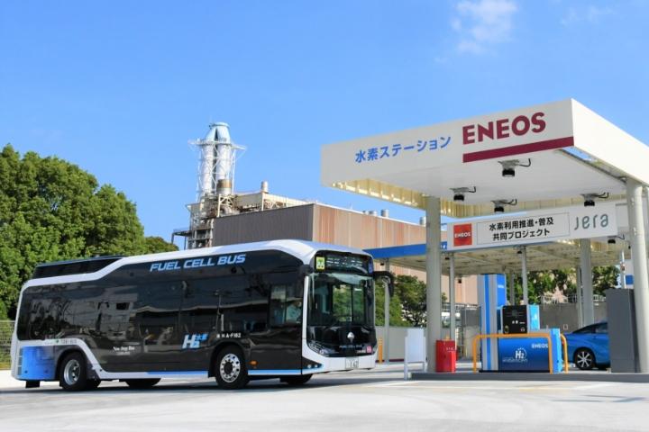 オンサイト型水素ステーションの運営 (JXTGエネルギーからの業務受託)