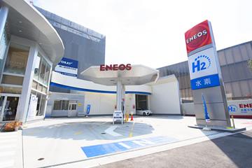 単独型水素ステーション 横浜綱島水素ステーション(JXTGエネルギーからの業務受託)
